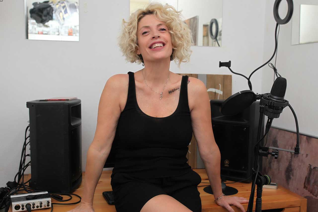 coaching vocal Montse Franco
